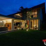 luxurious villa casabama daily rental view six