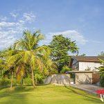 luxurious villa casabama sandiwara daily rental view seven
