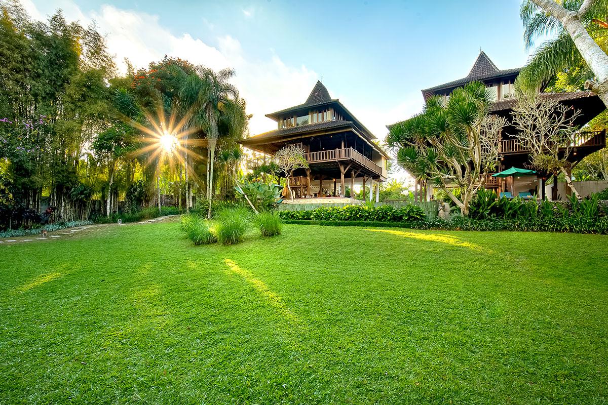 Villa Atas Awan Garden