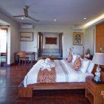 honeymoon theme for bedroom at villa griya atma4