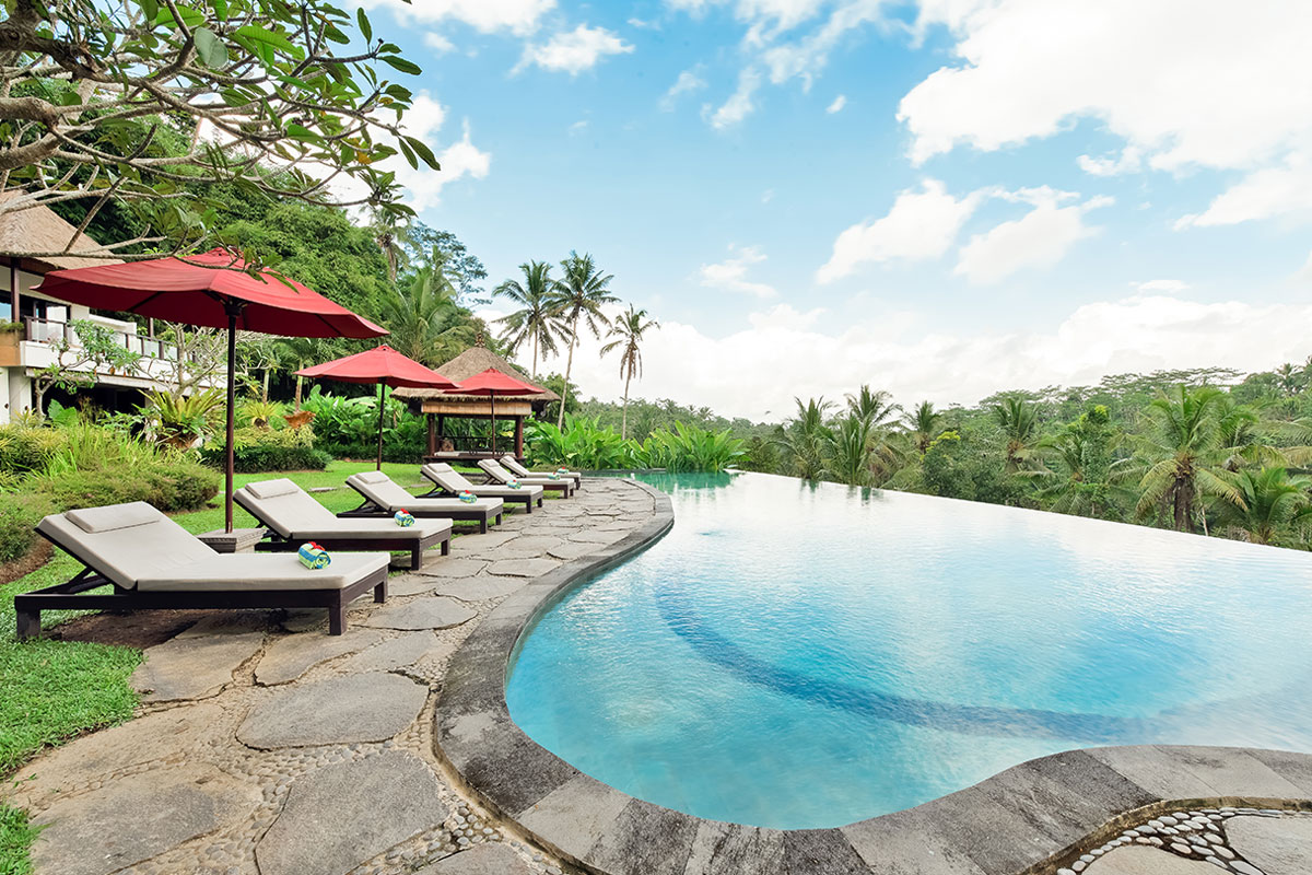 Villa Kembang Bali Pool