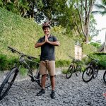 you can ask us about bike at villa kelusa
