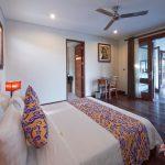 elegant design bedroom villa griya atma