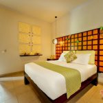 comfort bedroom at jepun room