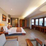 villa griya atma bedroom view1