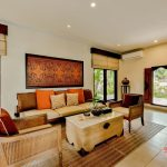 luxury dinning room at villa cemadik by ubudvillasrental