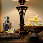 flower make your feel happy and comfortable at sandat room