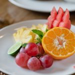 fresh fruits for your breakfast at villa cemadik