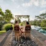 romantic theme at our honeymoon package at villa kelusa