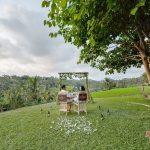 beautiful view at villa kelusa