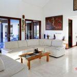 villa griya atma big living room