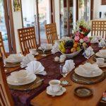 villa griya atma dinning room