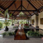 villa kelusa pondok surya dinning room view-04