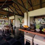 living room at villa kelusa pondok sapi9