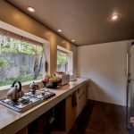 villa kelusa pondok surya kitchen