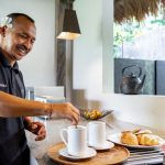 our staff would be happy to assist you at villa kelusa pondok sapi