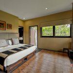unique design of bedroom villa kelusa pondok surya