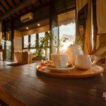 teacup at villa kelusa pondok sapi