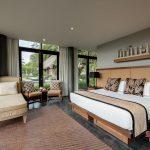 king size bedroom at villa kelusa pondok sapi2
