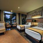 villa kelusa pondok sapi double bed