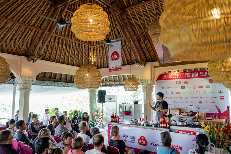 ubud food festival event