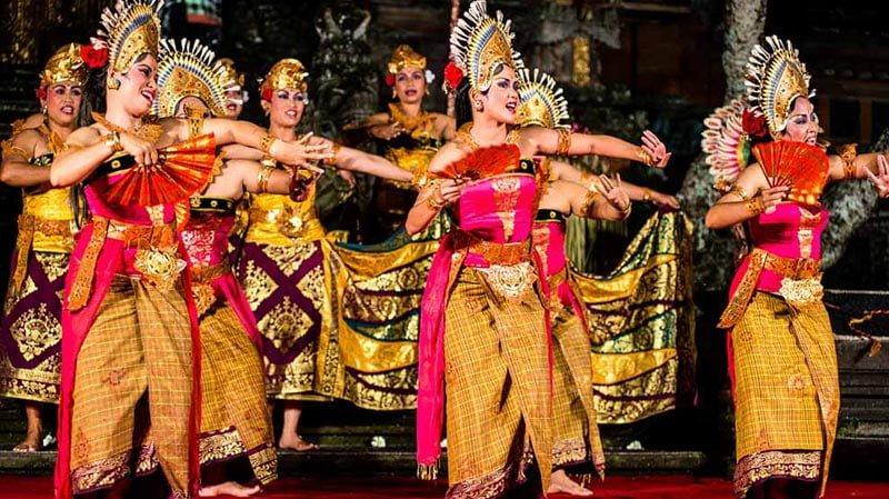 Janger Dance Balinese