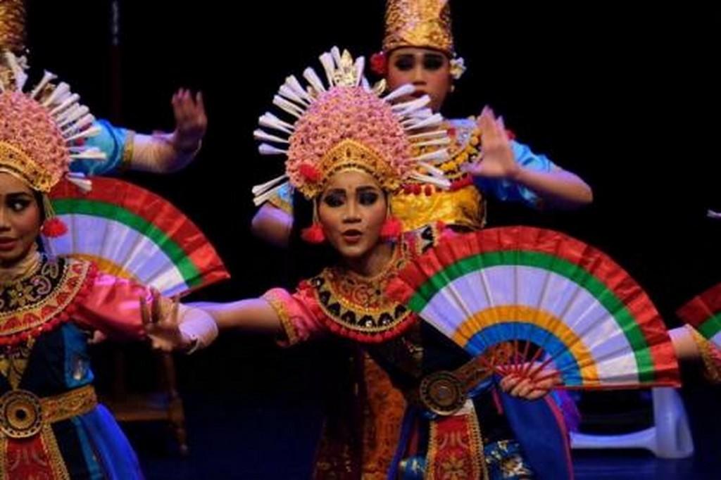 Janger Dance Show
