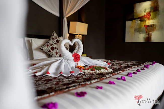 Villa Kembang Bali Honeymoon Villa in Ubud