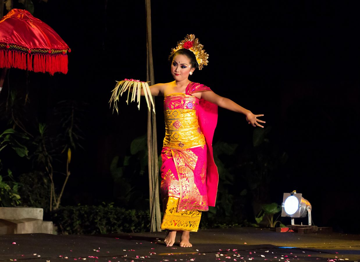 Things to do in Bali Balinese Dance