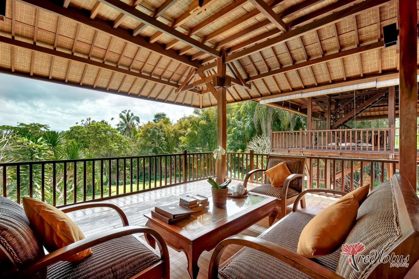 Stay in Retreat Villa in Bali Vila Atas Awan