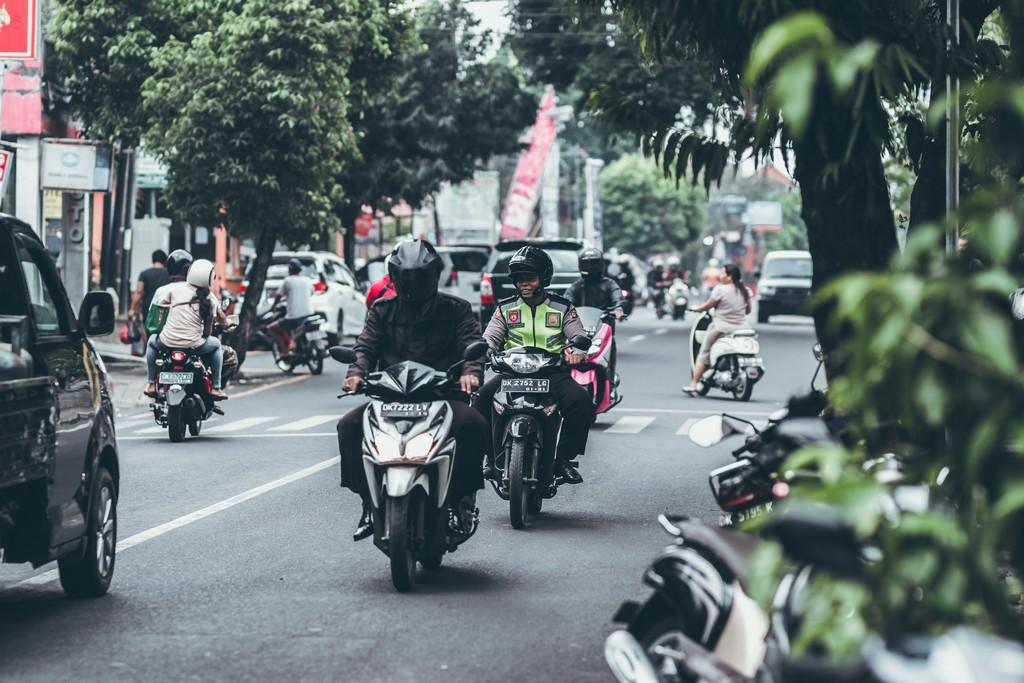 Nyepi saves fuel in Bali