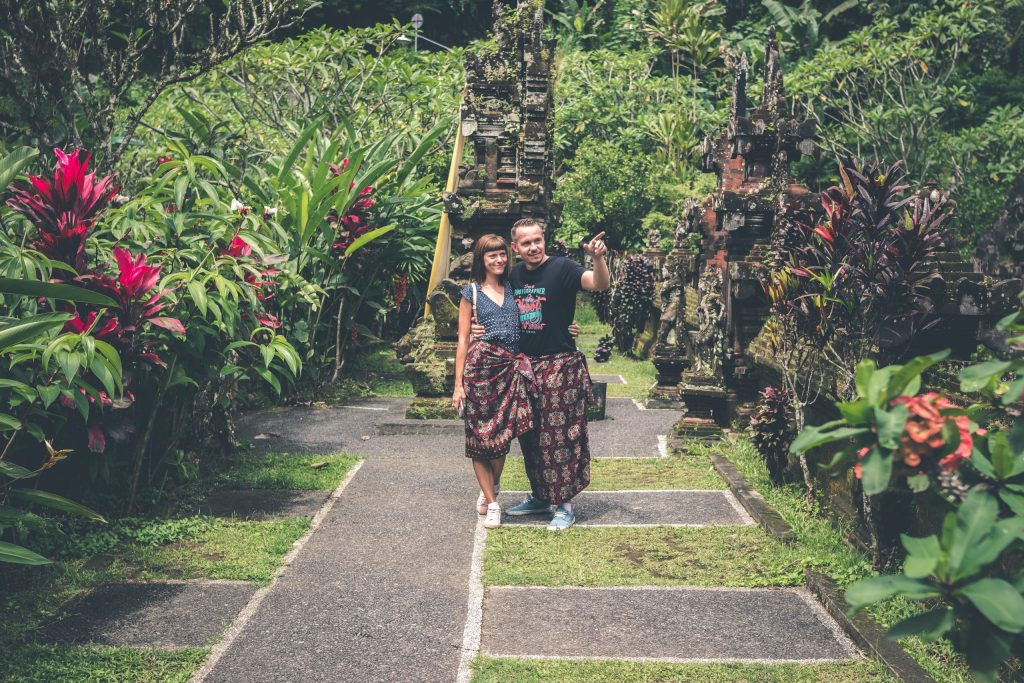 Do and Don'ts in Lempuyang Temple
