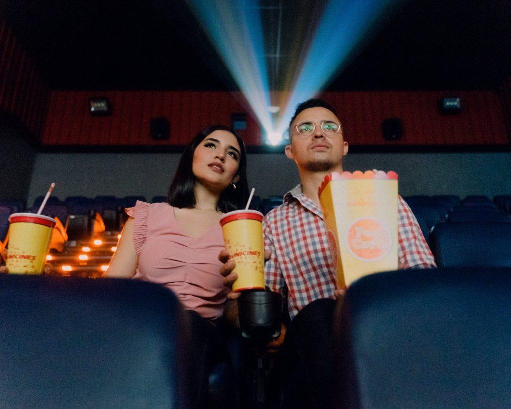 Valentine Ideas 2021: Going on a movie date