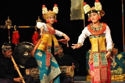 Gambuh dance: The oldest Balinese dance